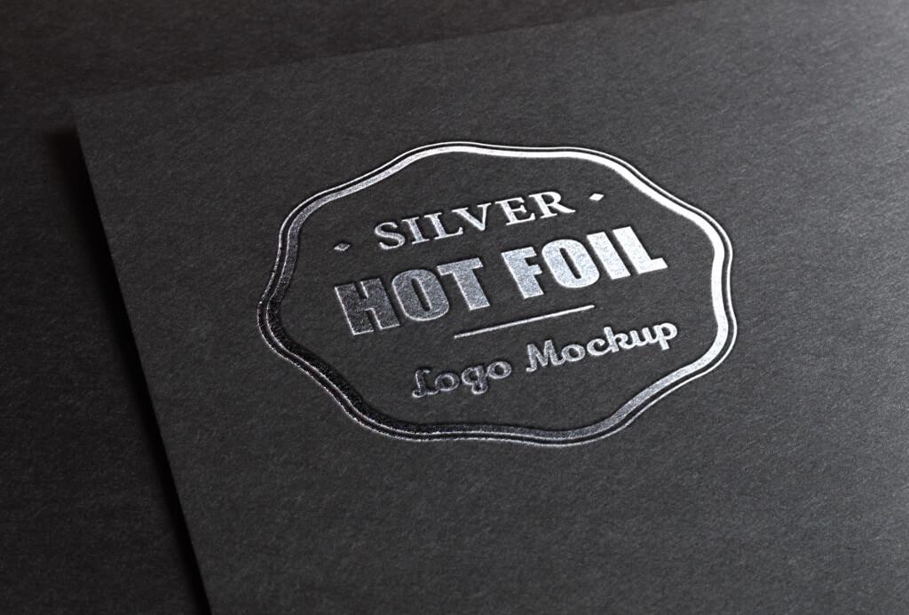 Silver Stamping Logo
